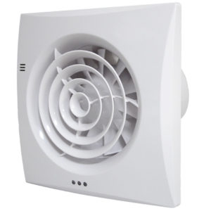 A 7.5W intermittent extractor fan rated at 97m3/h.  Is this enough ventilation?
